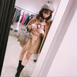 リリーブラウン(Lily Brown)のlilybrown♡ケープウールコート(その他)