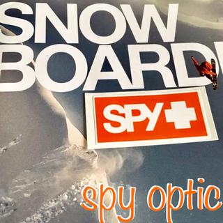 スパイ(SPY)のスパイ オプティカルSPY US限定ミニ BOXロゴアイコン ステッカー(その他)