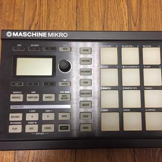 Native Instruments / Maschine Mikro mk1(MIDIコントローラー)