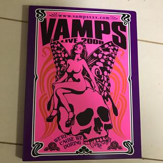 ラルクアンシエル(L'Arc~en~Ciel)のVAMPS LIVE 2008 DVD(ミュージック)