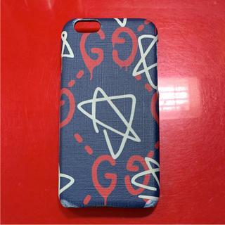 グッチ(Gucci)のiPhone6ケース グッチ ゴースト 使用期間半年(モバイルケース/カバー)