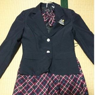 b8e5c851088ca パーソンズ(PERSON S)のPERSONS FLIP WEAR スーツ女の子 卒業式 160(ドレス