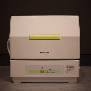 パナソニック(Panasonic)のPanasonic 食洗機 NP-TCB1/プチ食洗(食器洗い機/乾燥機)