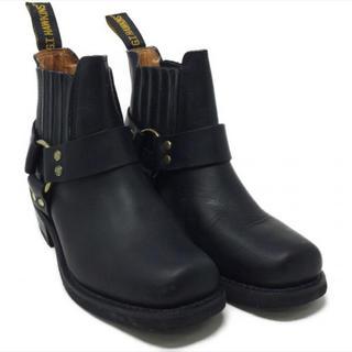 ジーティーホーキンス(G.T. HAWKINS)の◾️G.T.HAWKINS◾️サイドゴア リングブーツ size.6 黒(ブーツ)
