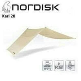 未使用-ノルディスク カーリー20(Nordisk Kari20)(テント/タープ)