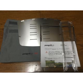 新品未使用  ピコグリル398 スピット2本付き (調理器具)