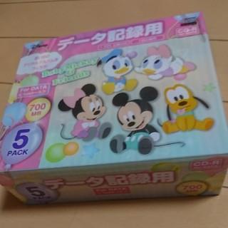ディズニー(Disney)のディズニー CD-R5枚セット 新品(その他)