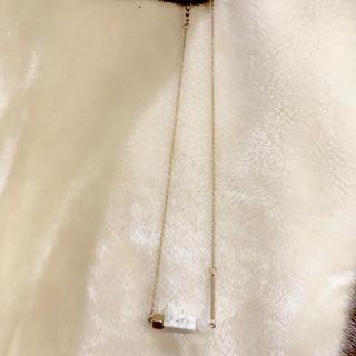 ジーユー(GU)のネックレス(ネックレス)
