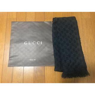 グッチ(Gucci)のグッチ マフラー 格安❗️(マフラー)