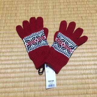 ジーユー(GU)の手袋(手袋)