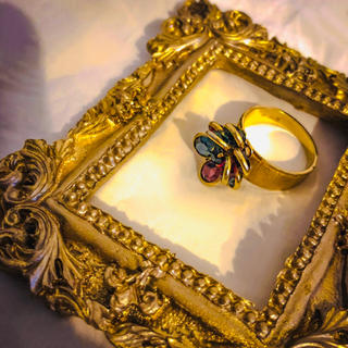 ❁ Vintage rétro antique Ring(リング(指輪))