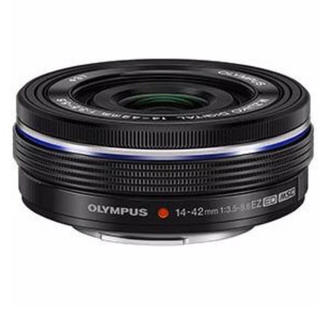 OLYMPUS - 新品 M.ZUIKO DIGITAL 14-42mm F3.5-5.6 EZ 黒