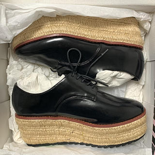 ジュエティ(jouetie)のjouetie 厚底オックスフォードシューズ(ローファー/革靴)