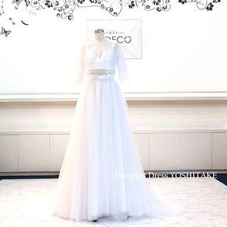ウエディングドレス セパレートドレス1 二次会/前撮り(ウェディングドレス)