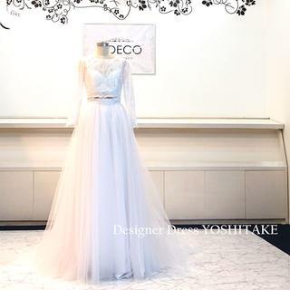 ウエディングドレス セパレートドレス2 二次会/前撮り(ウェディングドレス)
