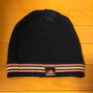 アディダス(adidas)のadidas アディダス ニット帽タイプ(ニット帽/ビーニー)