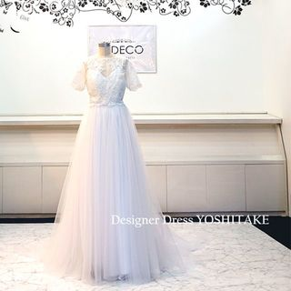 ウエディングドレス セパレートドレス3 二次会/前撮り(ウェディングドレス)