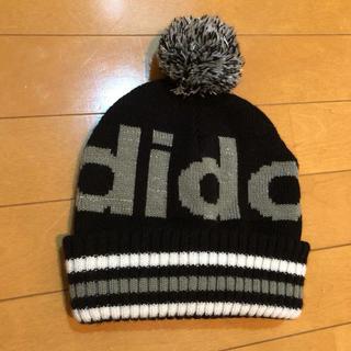 アディダス(adidas)の【adidas】ニット帽(ニット帽/ビーニー)