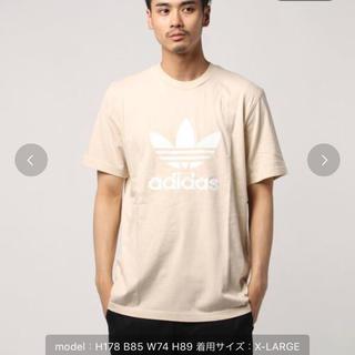 アディダス(adidas)の【美品】adidas originals アディダスオリジナルス Tシャツ(Tシャツ/カットソー(半袖/袖なし))
