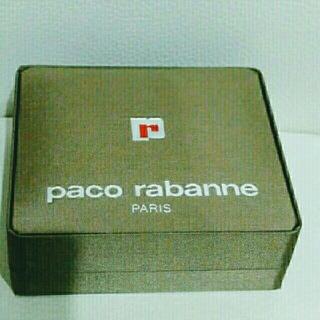 パコラバンヌ(paco rabanne)のネクタイピン カフスボタン(ネクタイピン)