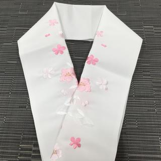 ✨新品刺繍半襟 振袖刺繍半襟✨(振袖)