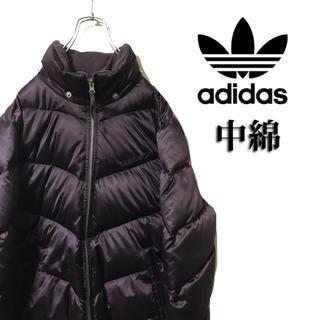 アディダス(adidas)の90's adidas アディダス オリジナルス 中綿 ダウンジャケット 胸ロゴ(ダウンジャケット)