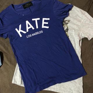 ザラ(ZARA)のZARA Tシャツ 2枚セット 中古(Tシャツ/カットソー(半袖/袖なし))