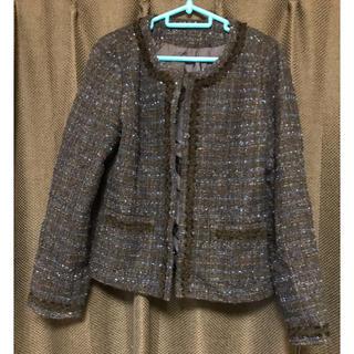 ニッセン(ニッセン)のジャケット 新品 LLサイズ(テーラードジャケット)