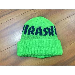 スラッシャー(THRASHER)のTHRASHER ニット帽 ビーニー(ニット帽/ビーニー)