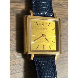 コルム(CORUM)のコルム レディース 手巻き アンティーク 美品 レア(腕時計)