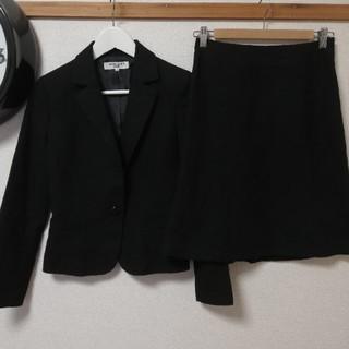 ナチュラルビューティーベーシック(NATURAL BEAUTY BASIC)のナチュラルビューティーベーシック スーツセットアップ スカート (スーツ)