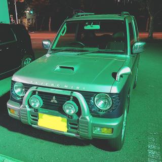 ミツビシ(三菱)のパジェロミニ(車体)