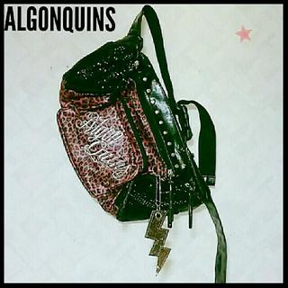 アルゴンキン(ALGONQUINS)のALGONQUIN*ウエストバッグ(ボディバッグ/ウエストポーチ)