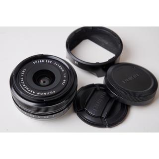 フジフイルム(富士フイルム)のフジフイルム フジノン XF 18mm F2 R(レンズ(単焦点))