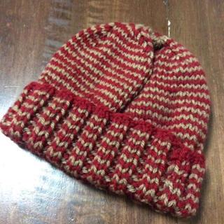 シマムラ(しまむら)の新品! ベビー ニット帽(帽子)