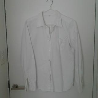 無印良品ホワイトシャツM