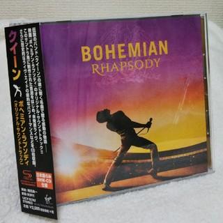 ボヘミアン・ラプソディ★サントラ 日本盤  Queen(映画音楽)