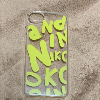 ニコアンド(niko and...)のiPhoneケース nikoand...(iPhoneケース)