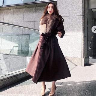 リエンダ(rienda)のリエンダ♡昨年発売 ウールガウンコート(ガウンコート)