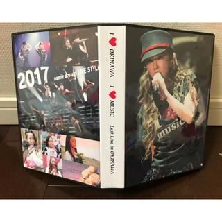 安室奈美恵 8枚収納 DVDケース(CD/DVD収納)