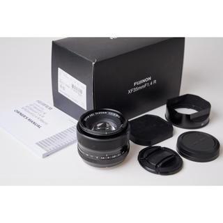 フジフイルム(富士フイルム)のフジフイルム フジノン XF 35mm F1.4 R(レンズ(単焦点))