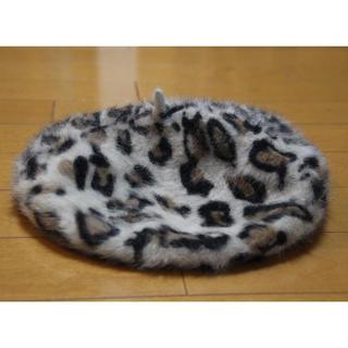 エイチアンドエム(H&M)のベレー帽(ハンチング/ベレー帽)