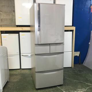 ヒタチ(日立)の⭐️HITACHI⭐️冷凍冷蔵庫 470L自動製氷真空チルド 大阪市近郊配達無料(冷蔵庫)