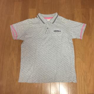 アディダス(adidas)のadidas メンズ  ポロシャツ(ポロシャツ)