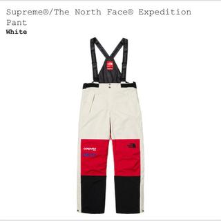 シュプリーム(Supreme)のSupreme The north face Expedition pant S(サロペット/オーバーオール)