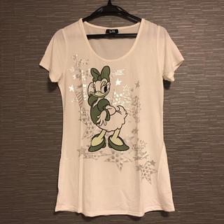 ディートゥエンティフォー(D'24)のD'24 ディズニーシー限定 Tシャツ デイジー(Tシャツ(半袖/袖なし))
