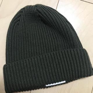 ハイク(HYKE)の【最終値下げ】HYKE ニット帽(ニット帽/ビーニー)