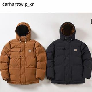 カーハート(carhartt)のCarhartt wip down jacket(ダウンジャケット)