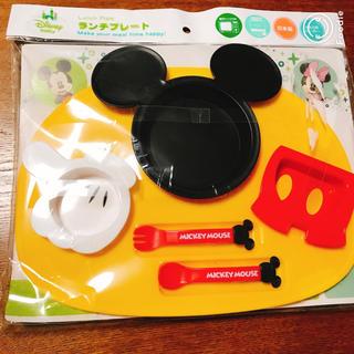 ディズニー(Disney)のベビー用ランチプレート(プレート/茶碗)