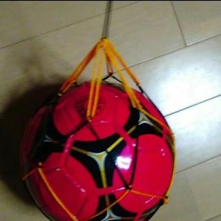 新品☆ボールネット サッカーボール入れ(ボール)